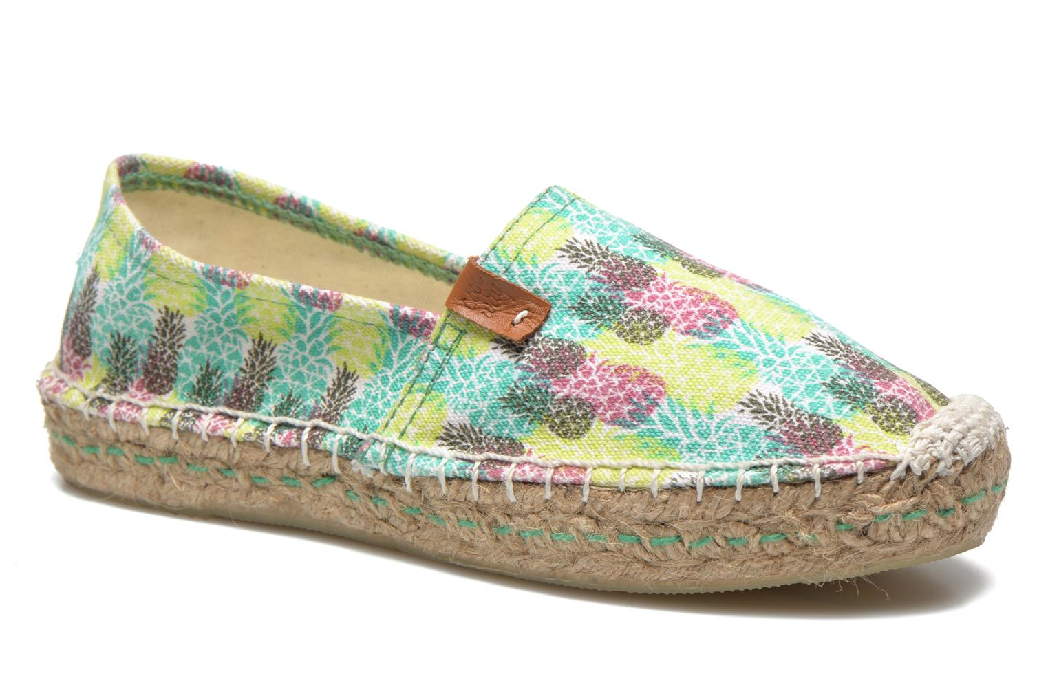 Espadrilles Coolway Jacobe mehrfarbig detaillierte ansicht/modell
