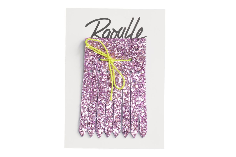Altro Raoulle Frange Glitter Rosa vedi dettaglio/paio