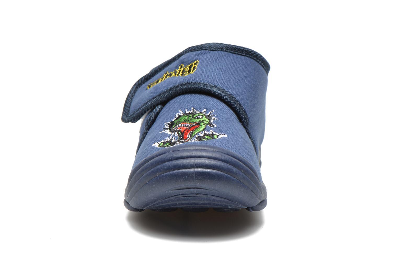 Chaussons Primigi Slippers G3 Bleu vue portées chaussures