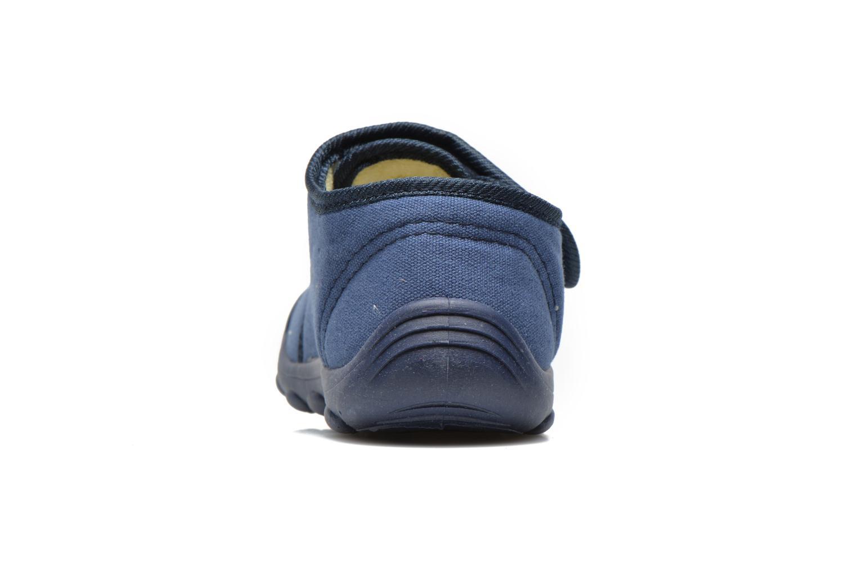 Chaussons Primigi Slippers G3 Bleu vue droite