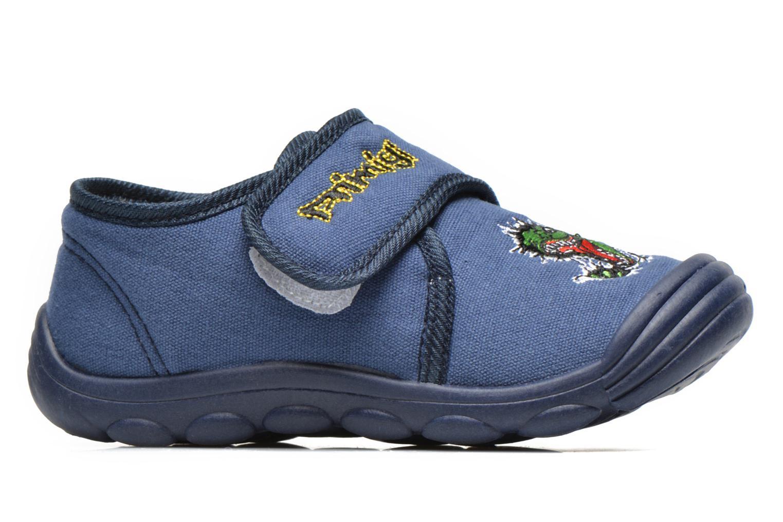 Chaussons Primigi Slippers G3 Bleu vue derrière