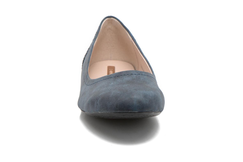 Ballerines Esprit Aloa Ballerina 1 Bleu vue portées chaussures