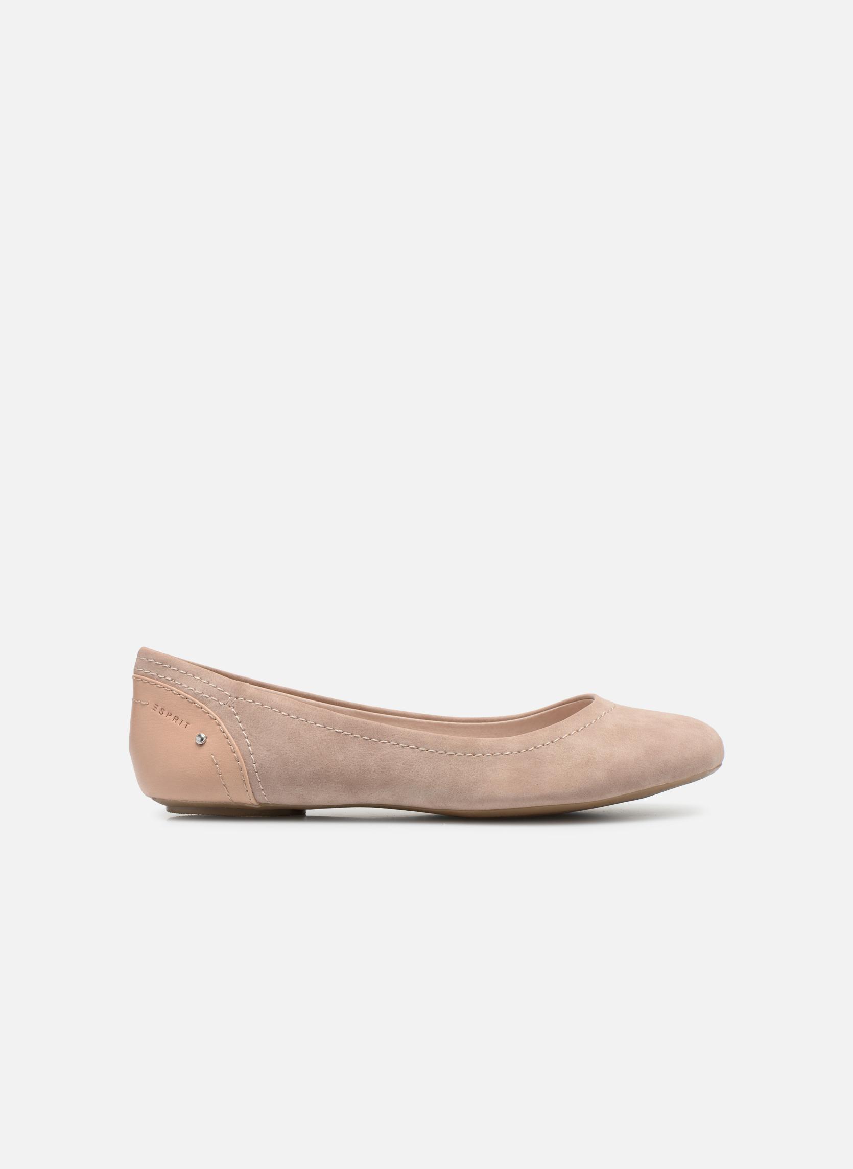 Bailarinas Esprit Aloa Ballerina 1 Rosa vistra trasera