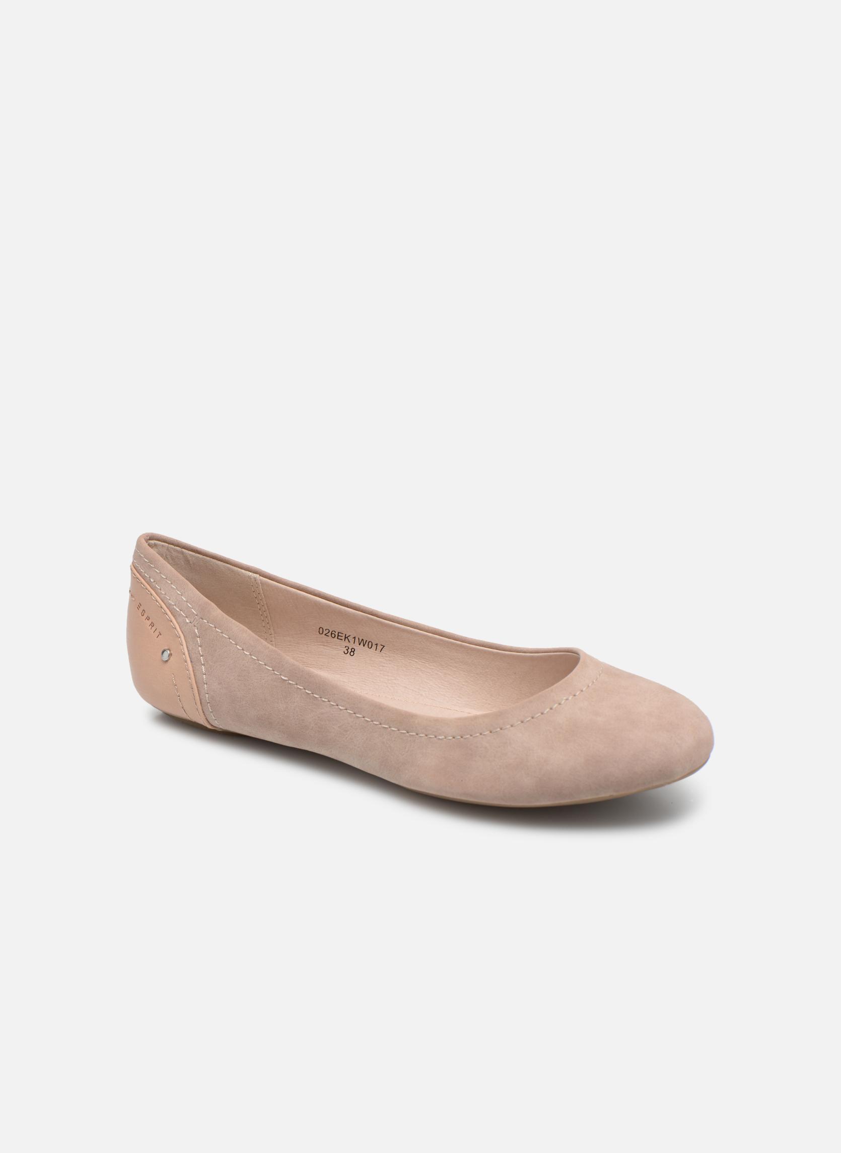 Bailarinas Esprit Aloa Ballerina 1 Rosa vista de detalle / par