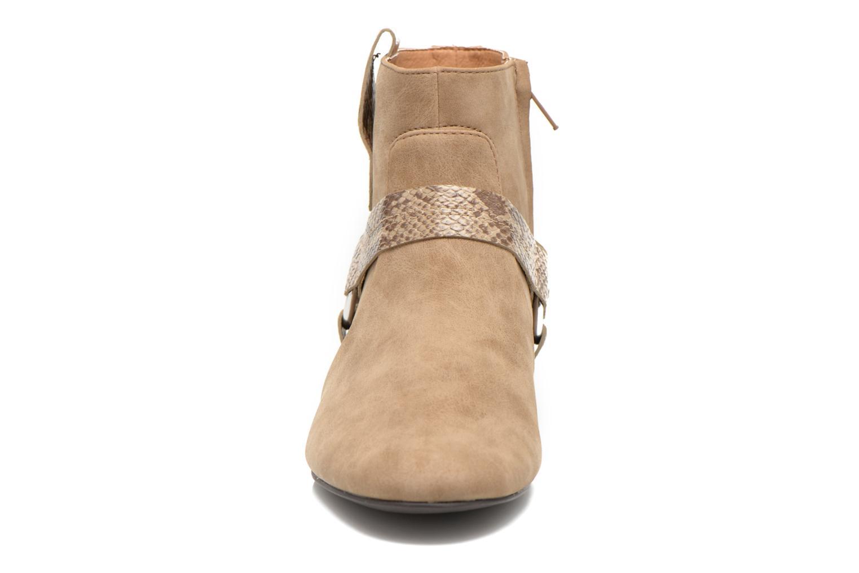 Boots en enkellaarsjes Esprit Issy Bootie Beige model
