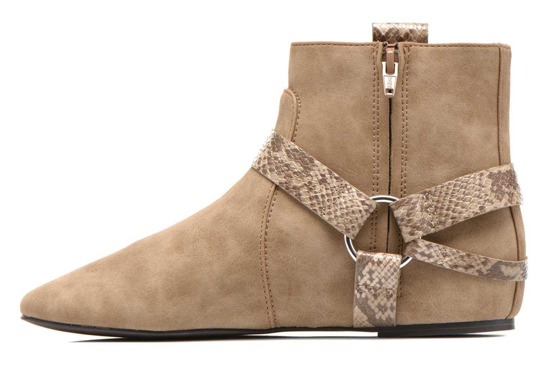 Boots en enkellaarsjes Esprit Issy Bootie Beige voorkant