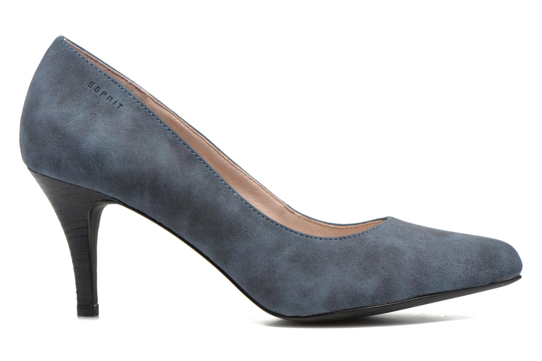 High heels Esprit Rossy Pump Blue back view