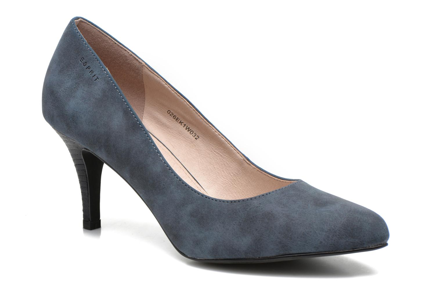 Pumps Esprit Rossy Pump Blauw detail