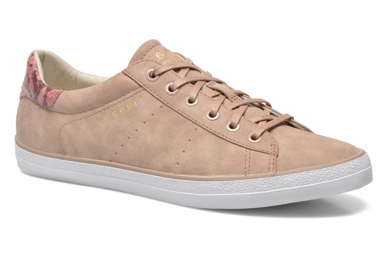 Esprit Femmes Miana Lace Up Sneaker - Beige - 38 Eu hL24d1b