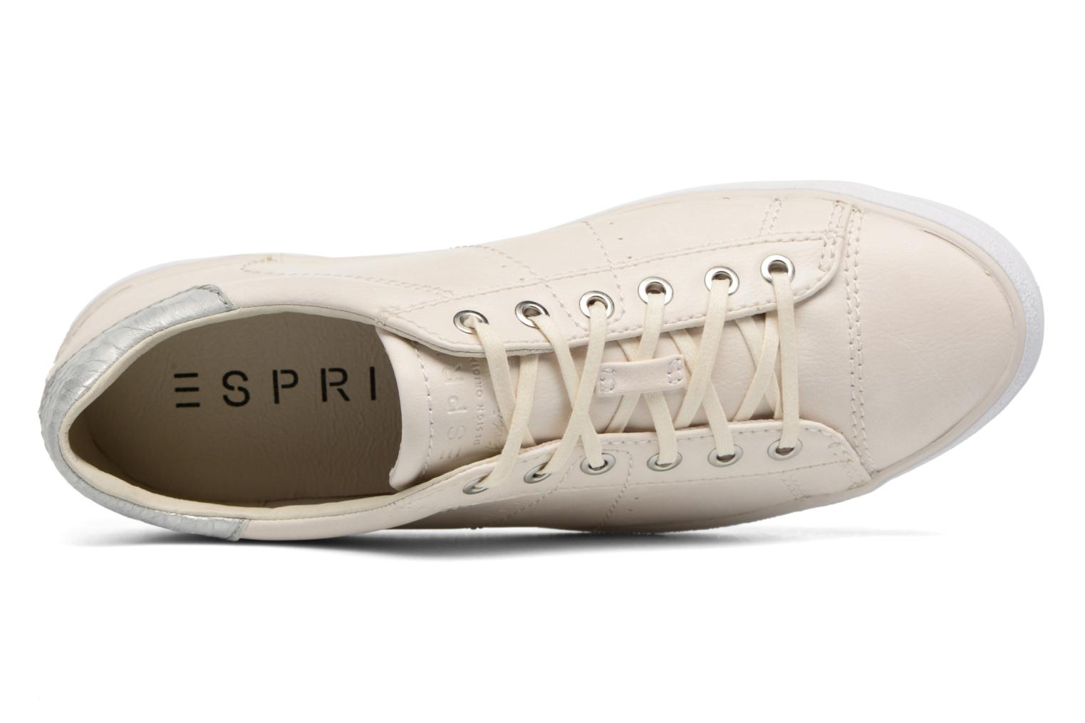 Miana Lace Up 110 Off white