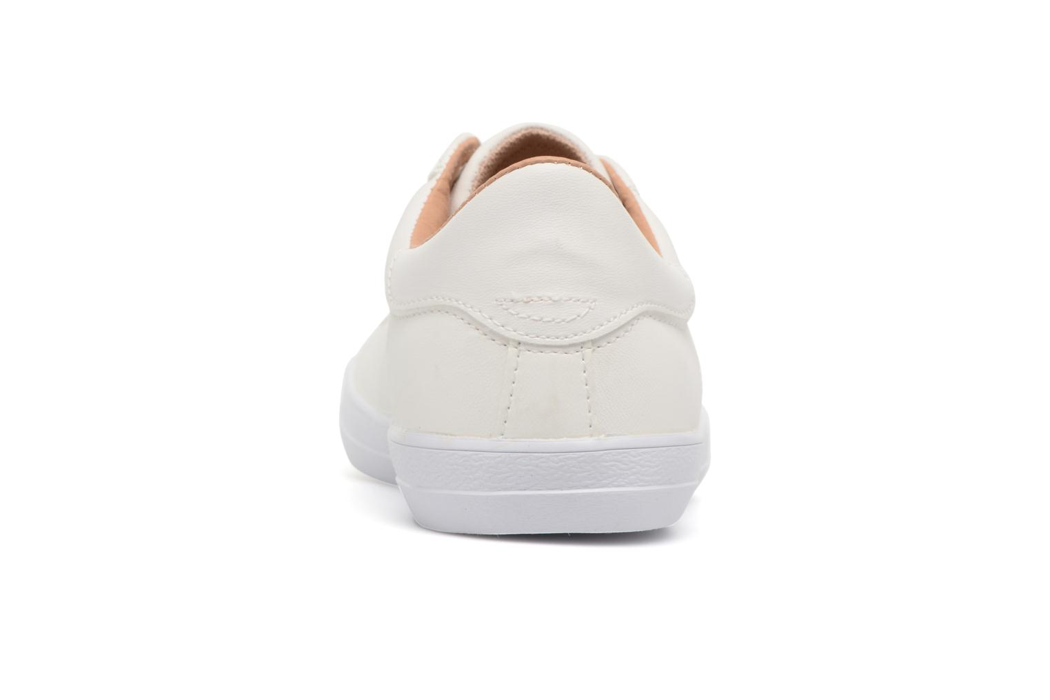 Sneakers Esprit Miana Lace Up Bianco immagine destra