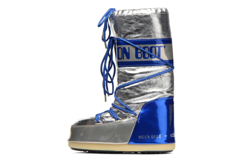 Chaussures de sport Moon Boot Satellite Argent vue face