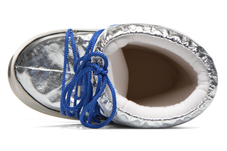 Chaussures de sport Moon Boot Satellite Argent vue gauche