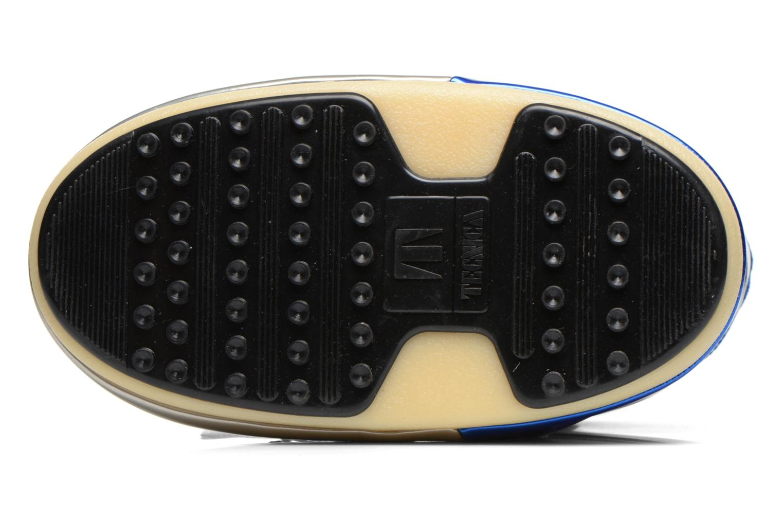 Chaussures de sport Moon Boot Satellite Argent vue haut