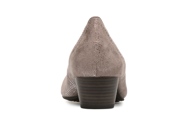 Pumps Jana shoes Danina Bruin rechts