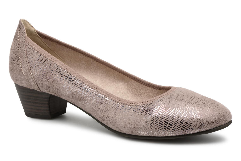 Pumps Jana shoes Danina Bruin detail
