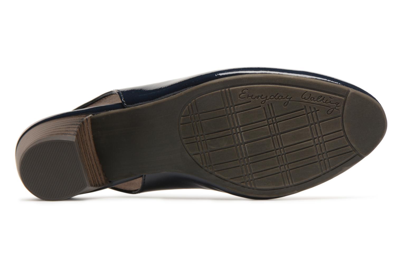 Pumps Jana shoes Orina Blauw boven