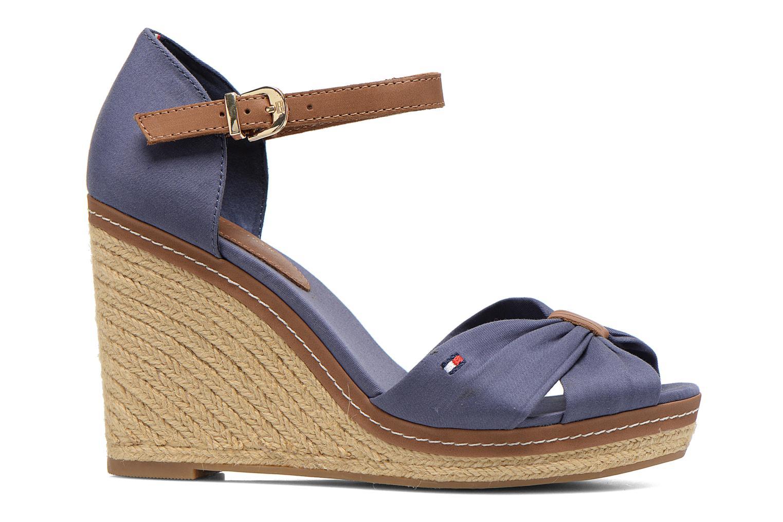 Sandales et nu-pieds Tommy Hilfiger Elena 1D Bleu vue derrière