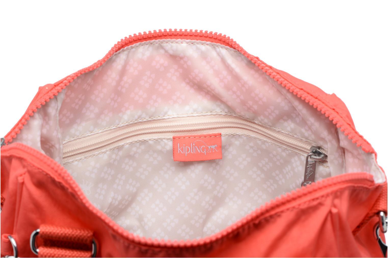 Håndtasker kipling Amiel Orange se bagfra