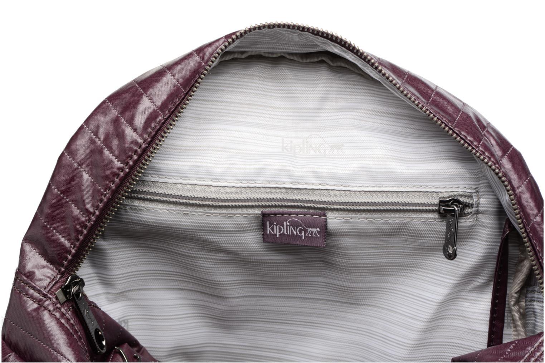 Sacs à dos kipling City pack S Violet vue derrière