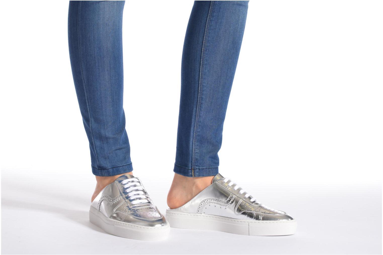 Zapatos con cordones Swear BLAKE 8 Blanco vista de abajo