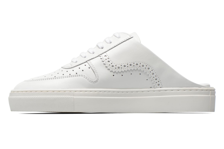 Zapatos con cordones Swear BLAKE 8 Blanco vista de frente