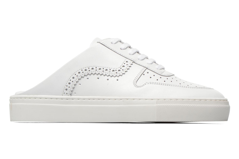 Zapatos con cordones Swear BLAKE 8 Blanco vistra trasera