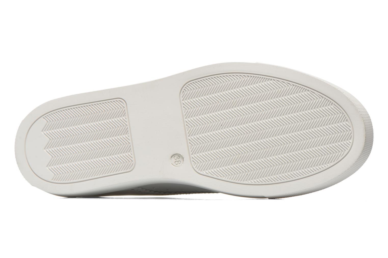 Chaussures à lacets Swear BLAKE 8 Blanc vue haut