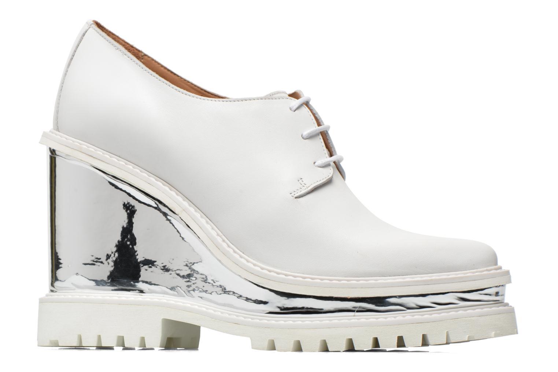 Zapatos con cordones Swear ANITA 3 Blanco vistra trasera