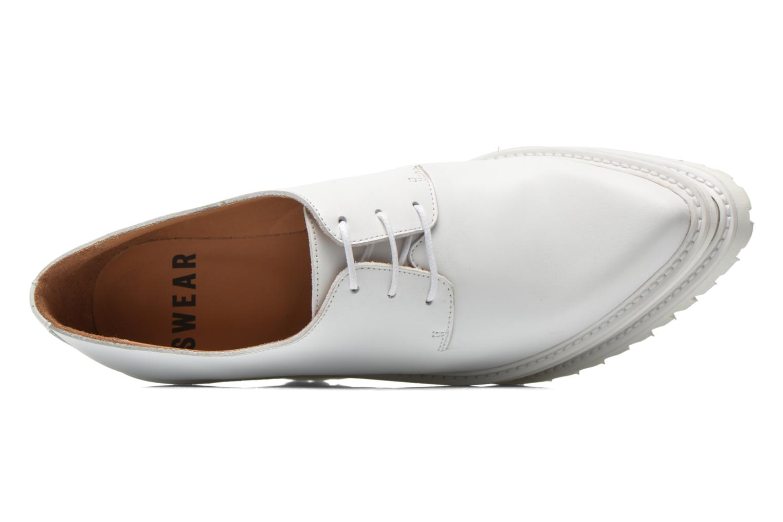 Zapatos con cordones Swear ANITA 3 Blanco vista lateral izquierda