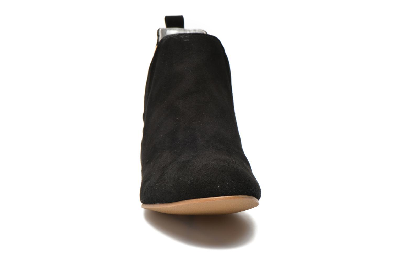 Ankle boots Ippon Vintage Sun flydots Black model view