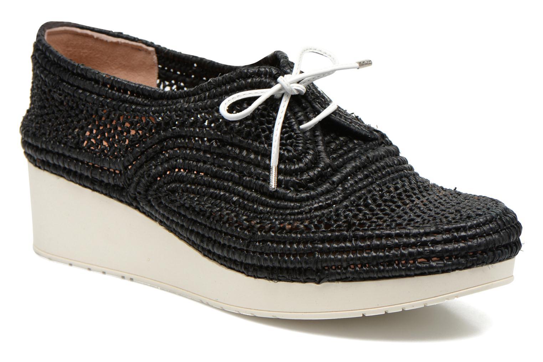 Clergerie Vicolek (Noir) - Chaussures à lacets chez Sarenza (241563)