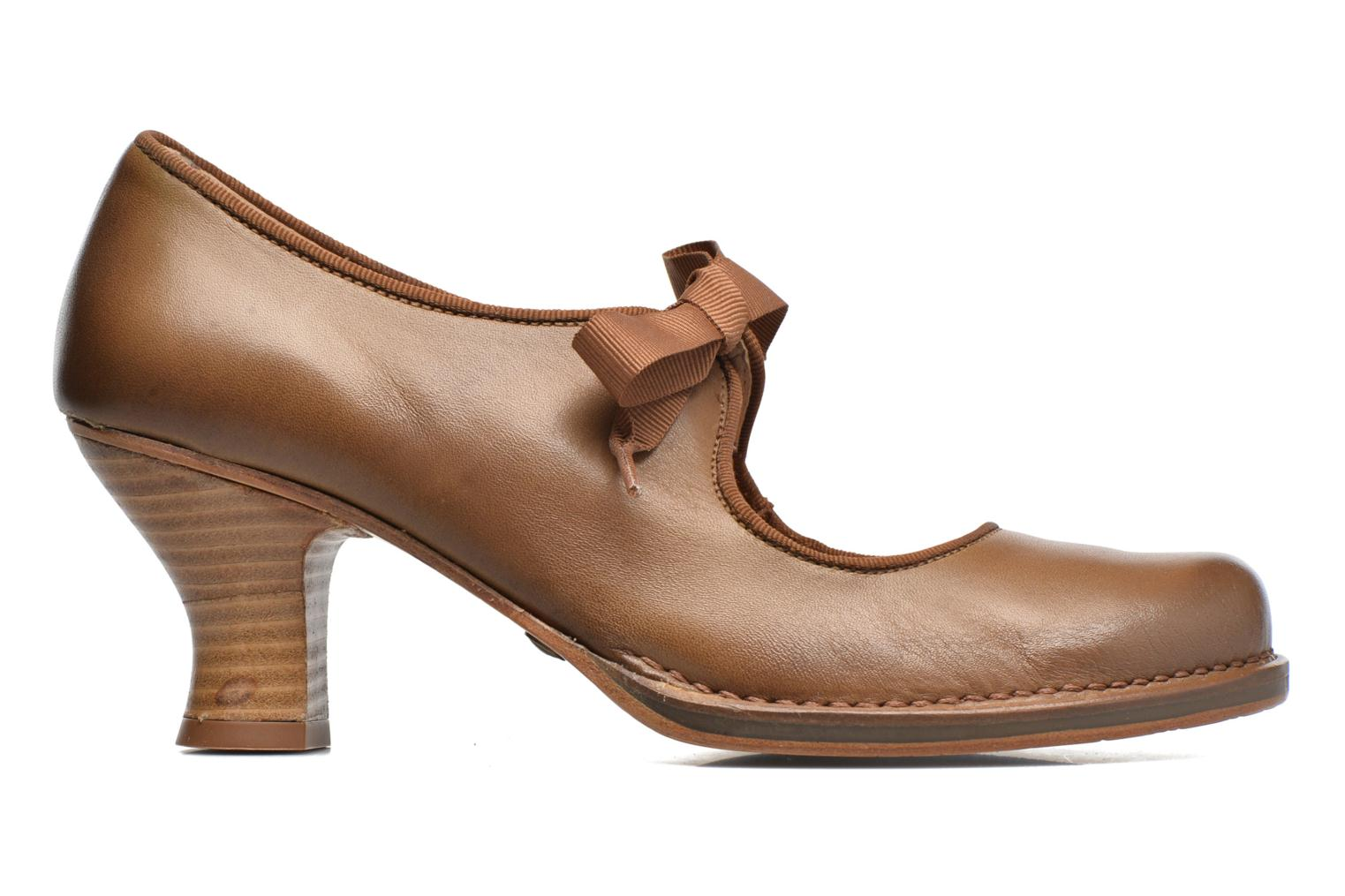 High heels Neosens Rococo S859 Brown back view