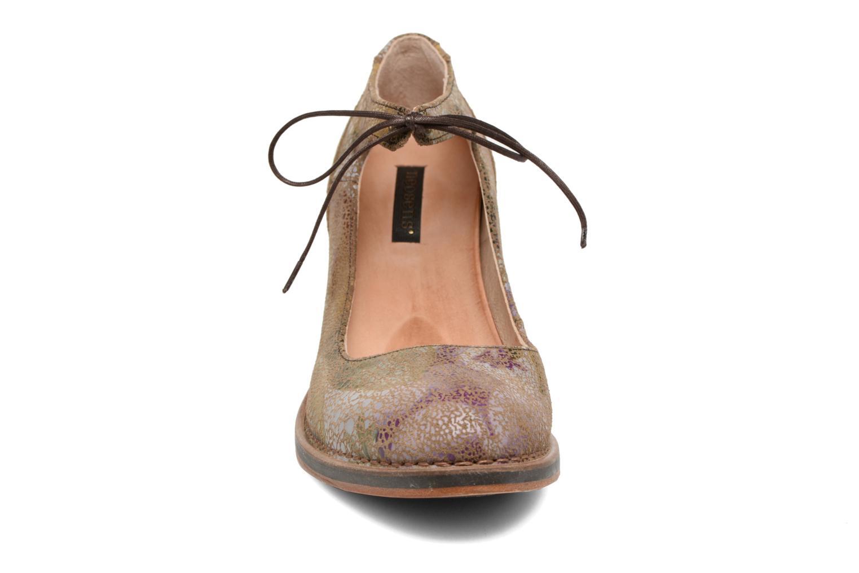 Zapatos de tacón Neosens Baladi S278 Verde vista del modelo