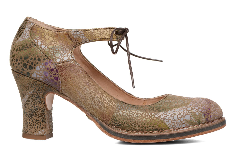 Zapatos de tacón Neosens Baladi S278 Verde vistra trasera