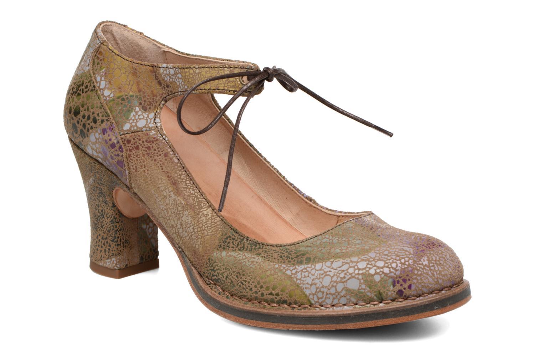 Zapatos de tacón Neosens Baladi S278 Verde vista de detalle / par
