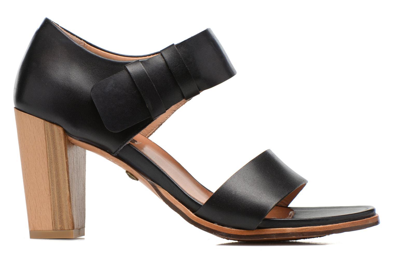 Sandales et nu-pieds Neosens Gloria S198 Noir vue derrière