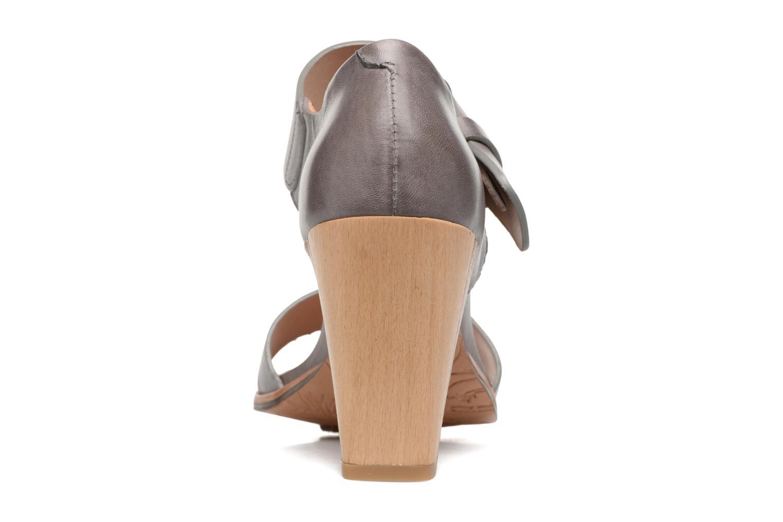 Sandali e scarpe aperte Neosens Gloria S198 Grigio immagine destra