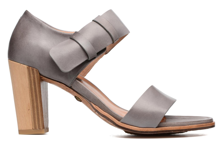 Sandali e scarpe aperte Neosens Gloria S198 Grigio immagine posteriore