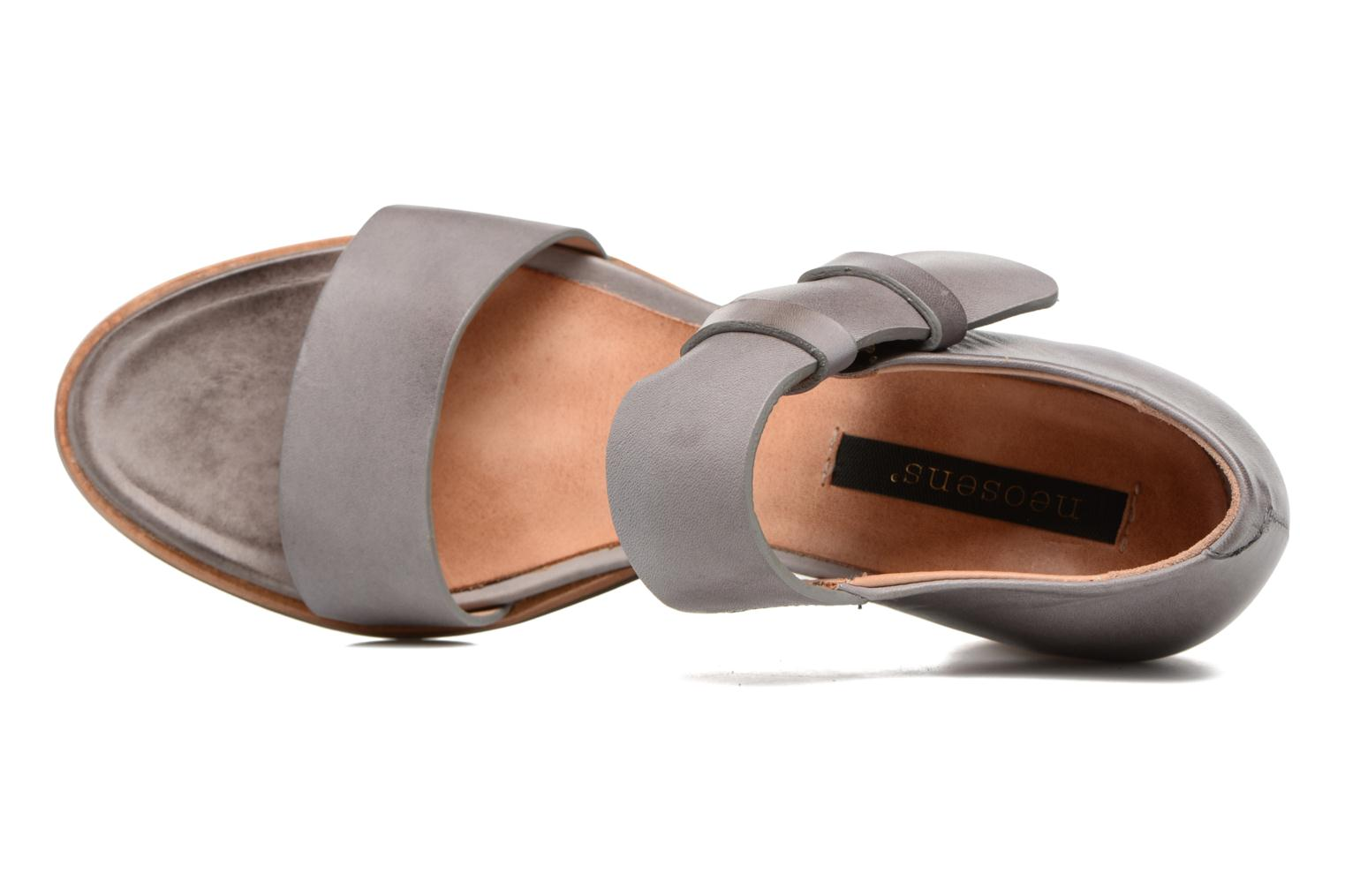 Sandals Neosens Gloria S198 Grey view from the left