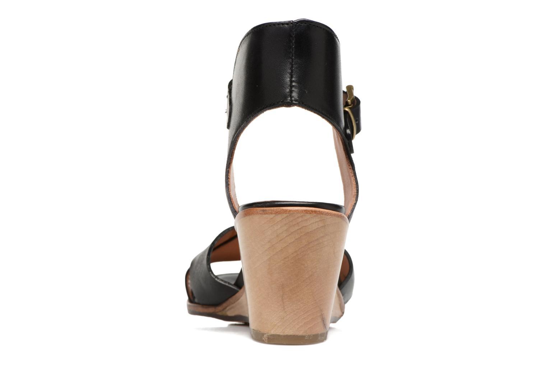 Sandali e scarpe aperte Neosens Noah S216 Nero immagine destra