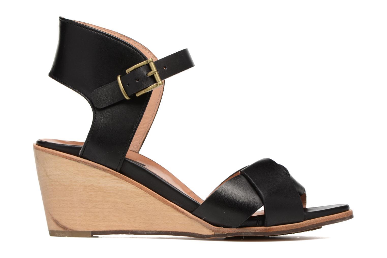 Sandali e scarpe aperte Neosens Noah S216 Nero immagine posteriore