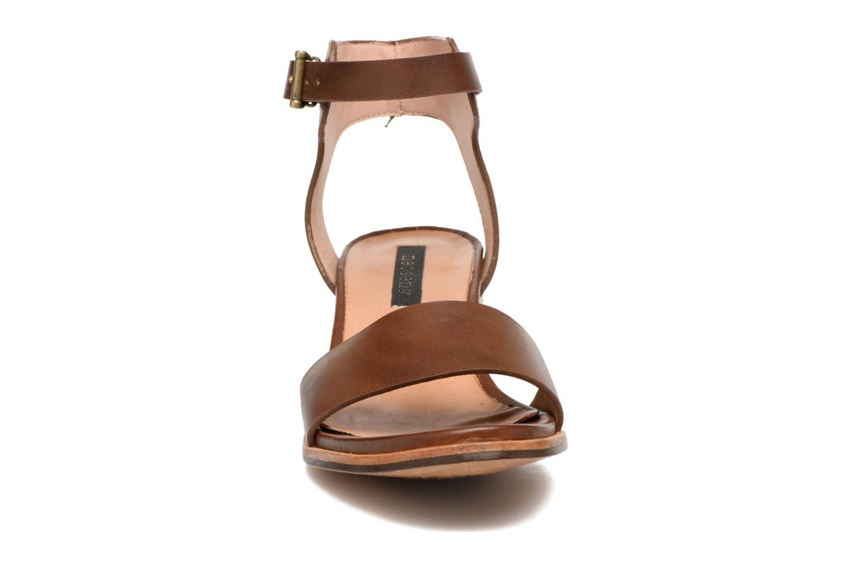 Sandales et nu-pieds Neosens Callet S145 Marron vue portées chaussures