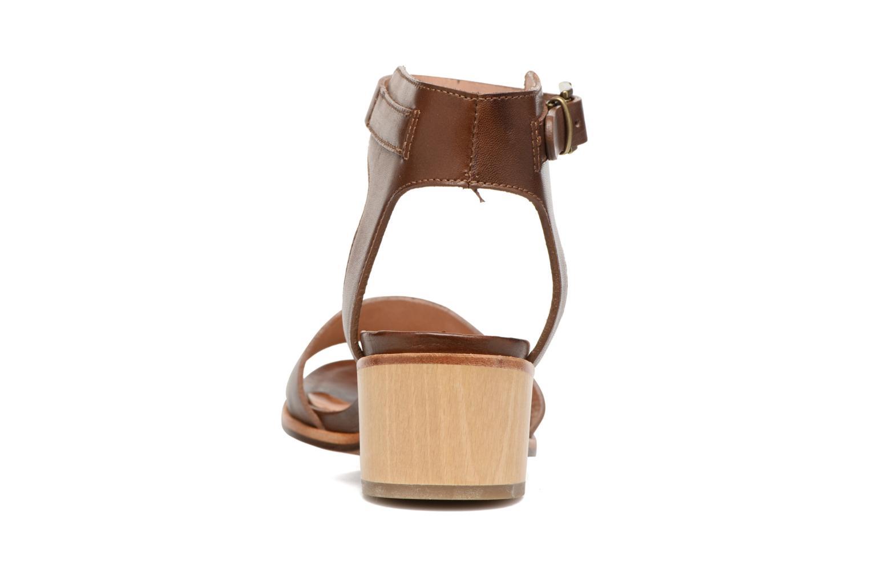 Sandales et nu-pieds Neosens Callet S145 Marron vue droite