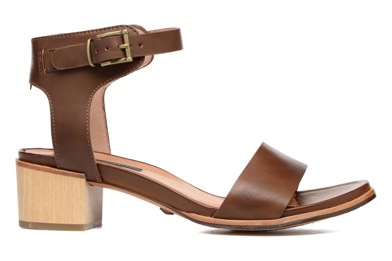 Sandales et nu-pieds Neosens Callet S145 Marron vue derrière