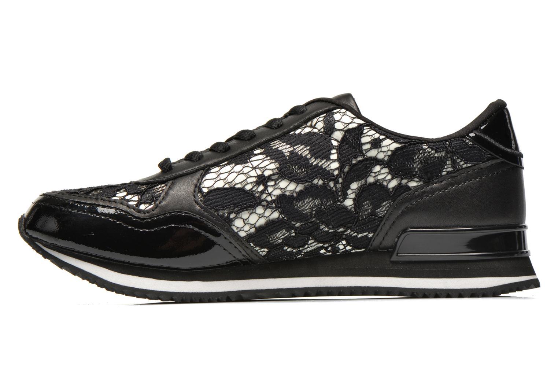 Jamie 018 lace black/white
