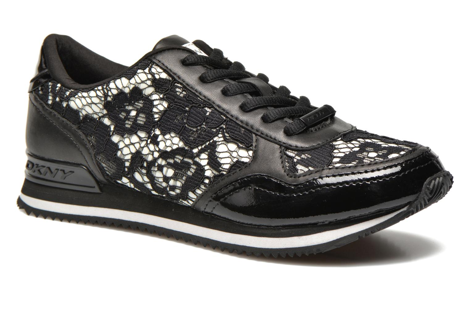 Jamie 018 lace black/white