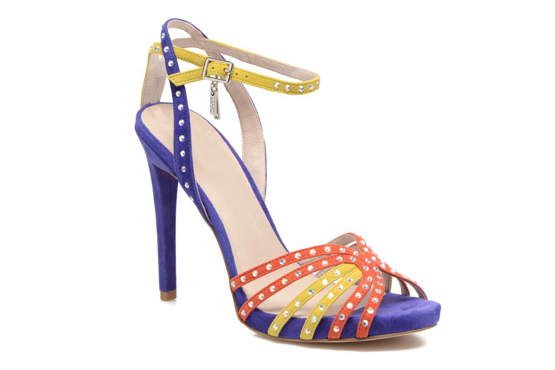 Sandales et nu-pieds Liu Jo Sandale Clio haute Multicolore vue détail/paire