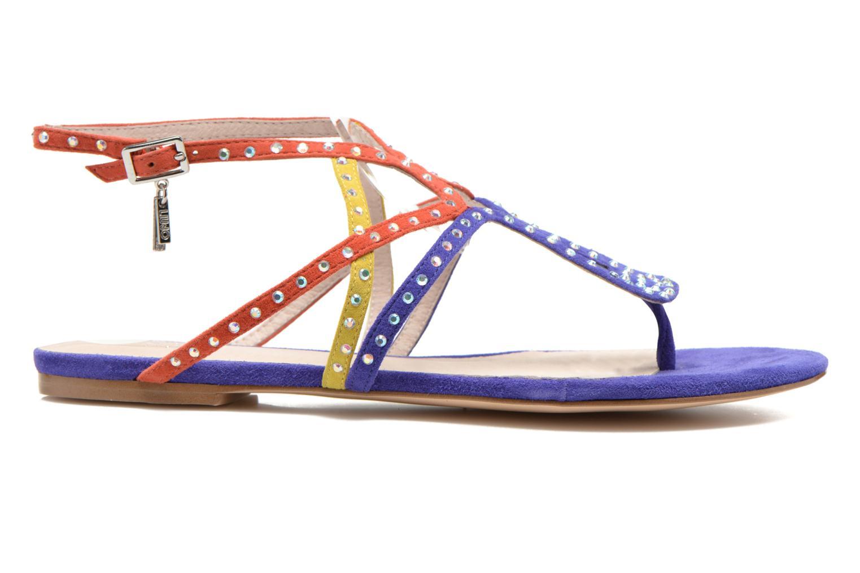Sandales et nu-pieds Liu Jo Sandale Clio plate Multicolore vue derrière