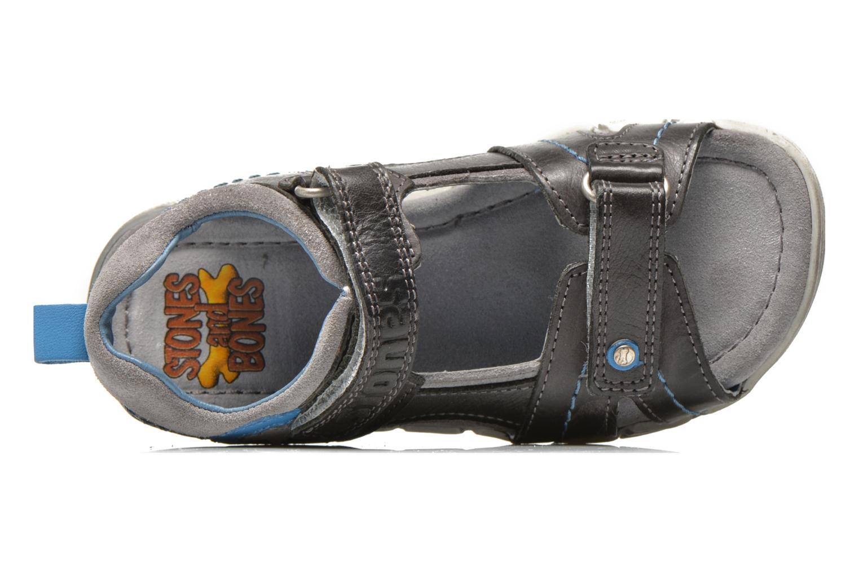 Sandales et nu-pieds Stones and Bones PANNO Gris vue gauche